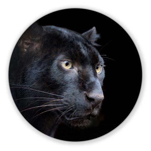 Коврик круглый Пантера от Всемайки