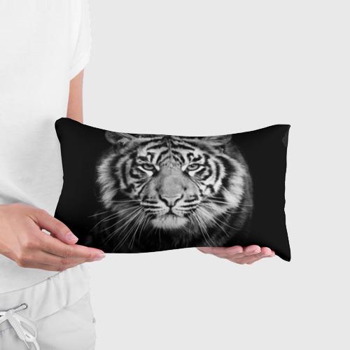 Подушка 3D антистресс Красавец тигр Фото 01