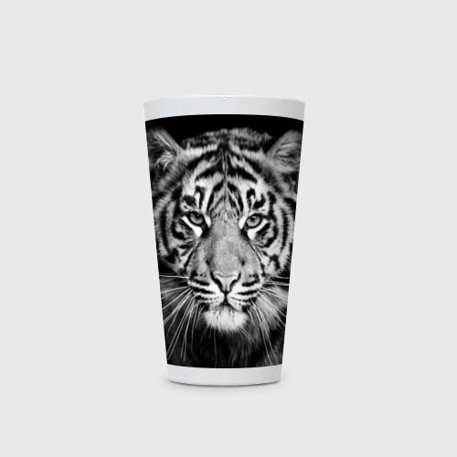 Кружка Латте  Фото 03, Красавец тигр