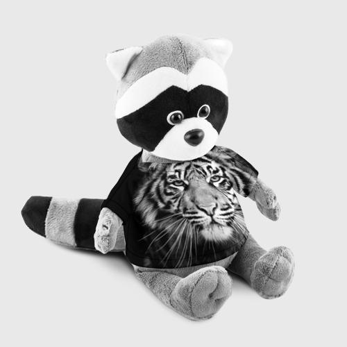 Енотик в футболке 3D Красавец тигр Фото 01