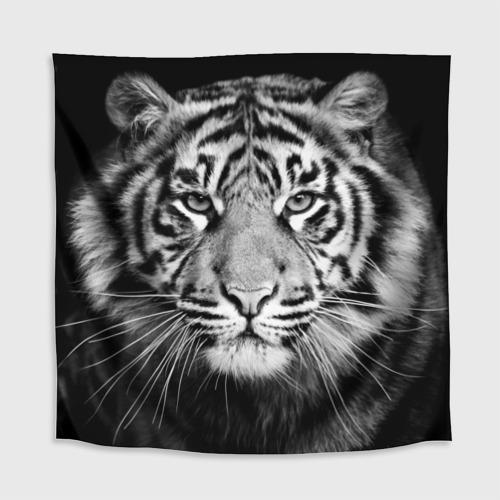 Скатерть 3D Красавец тигр Фото 01