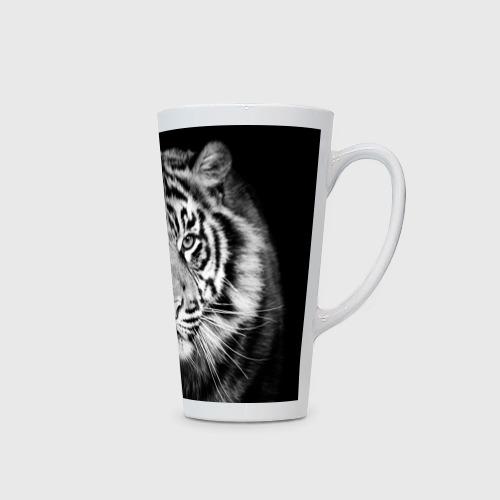 Кружка Латте  Фото 02, Красавец тигр