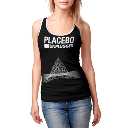 Женская майка 3D  Фото 03, Placebo