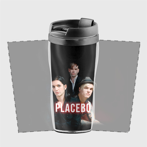 Термокружка-непроливайка  Фото 02, Placebo группа