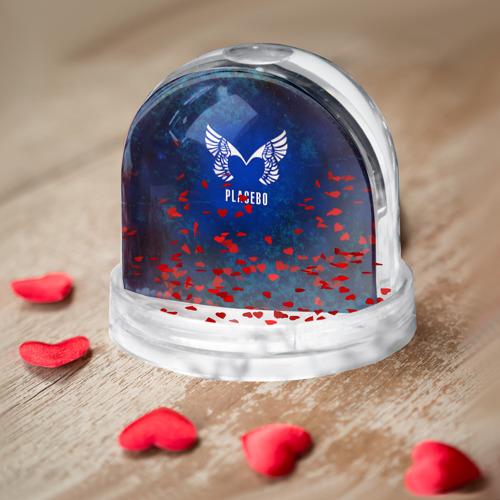 Водяной шар  Фото 03, Placebo лого