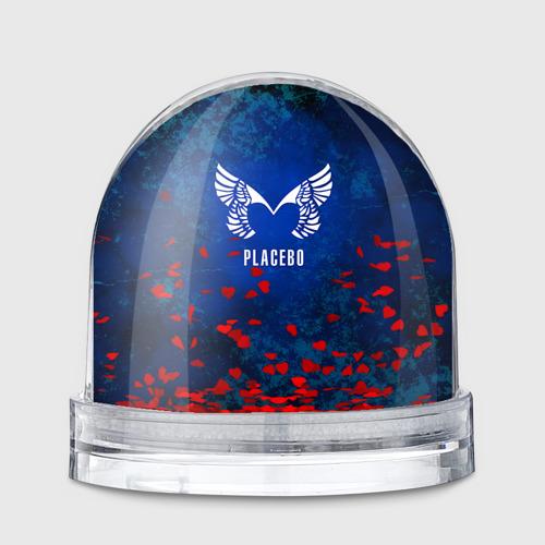 Водяной шар  Фото 01, Placebo лого