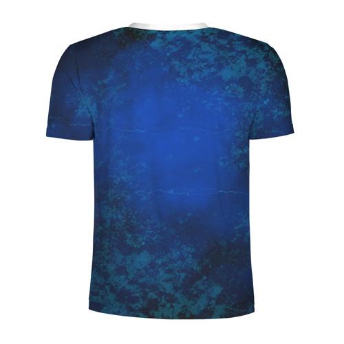 Мужская футболка 3D спортивная  Фото 02, Placebo лого