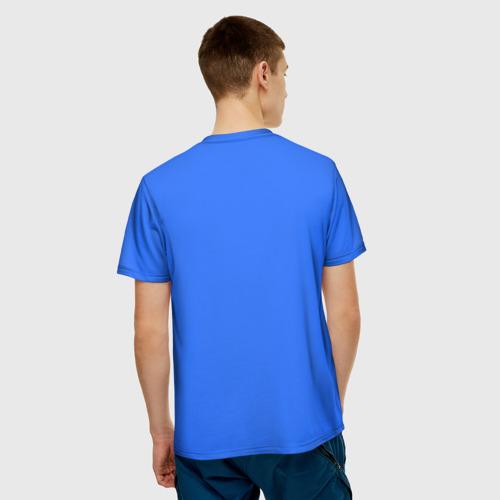 Мужская футболка 3D  Фото 02, Вечная любовь