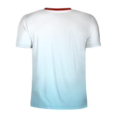 Мужская футболка 3D спортивная Жених на шарике Фото 01