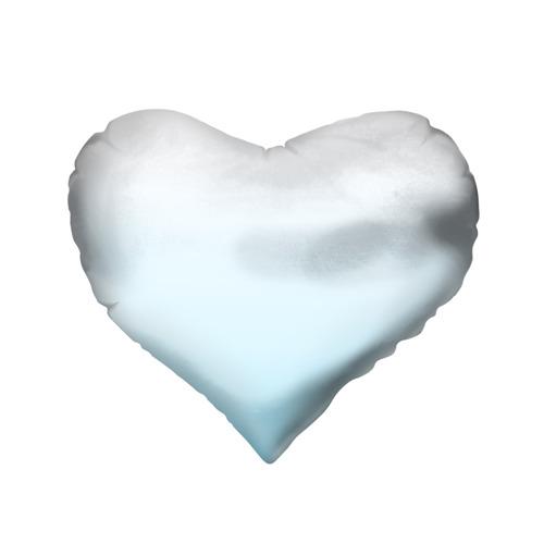 Подушка 3D сердце  Фото 02, Невеста на шарике