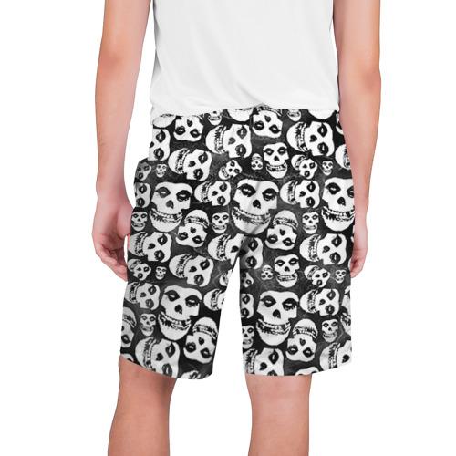 Мужские шорты 3D  Фото 02, Misfits