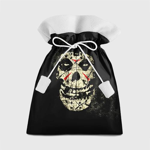 Подарочный 3D мешок Череп