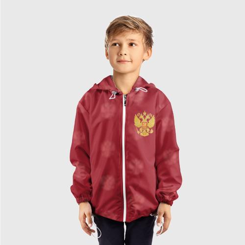 Детская ветровка 3D  Фото 03, Сборная России по футболу