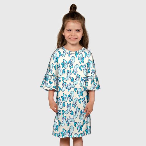 Детское платье 3D  Фото 01, Которыб