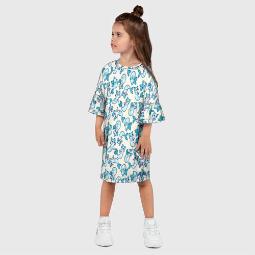 Детское платье 3D  Фото 03, Которыб