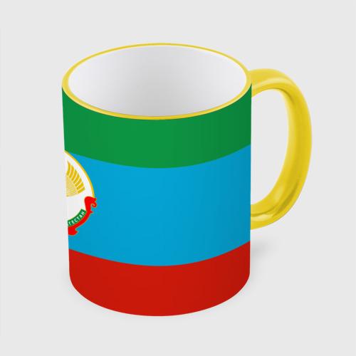 Кружка с полной запечаткой Дагестан