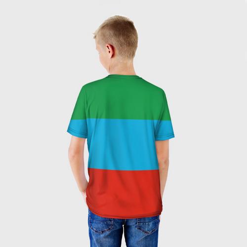Детская футболка 3D  Фото 02, Дагестан