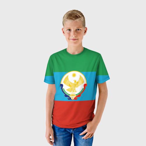 Детская футболка 3D  Фото 01, Дагестан