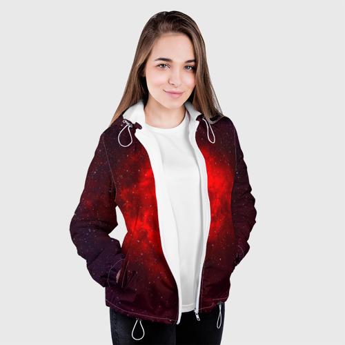 Женская куртка 3D  Фото 04, Космос