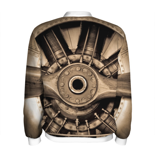 Мужской бомбер 3D  Фото 02, Пропеллер
