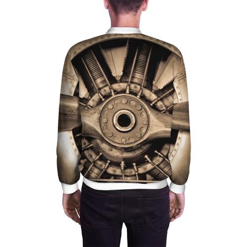 Мужской бомбер 3D  Фото 04, Пропеллер