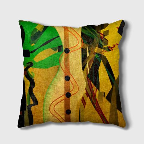 Подушка 3D  Фото 02, Сафари