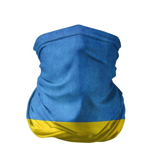 Бандана-труба 3D Украина