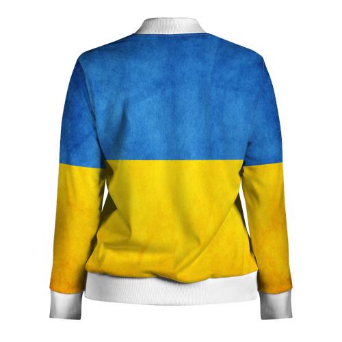 Женская олимпийка 3D  Фото 02, Украина