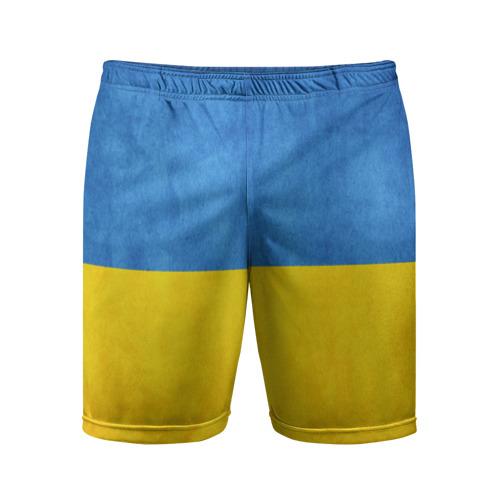 Мужские шорты 3D спортивные Украина