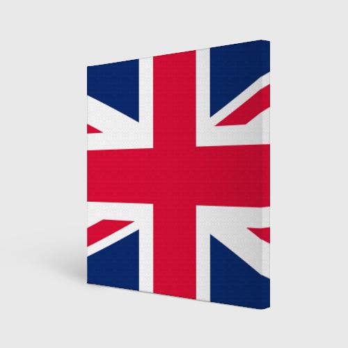 Холст квадратный Великобритания Фото 01