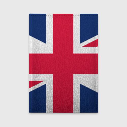 Обложка для автодокументов Великобритания Фото 01