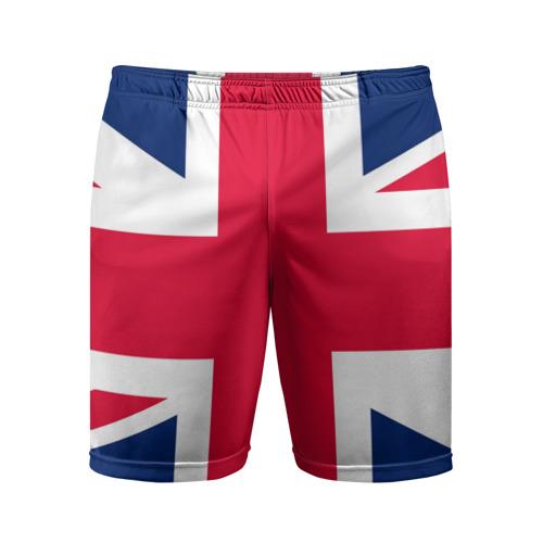 Мужские шорты 3D спортивные Великобритания