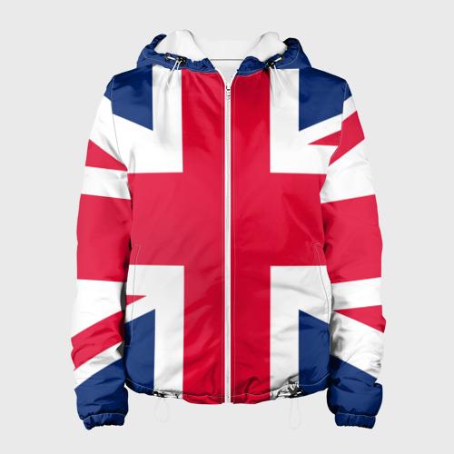 Женская куртка 3D Великобритания Фото 01