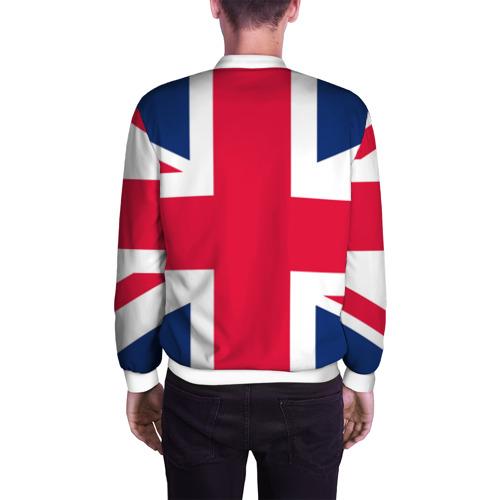 Мужской бомбер 3D  Фото 04, Великобритания