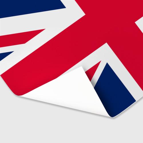 Бумага для упаковки 3D Великобритания Фото 01