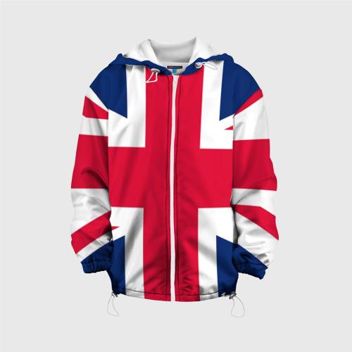 Детская куртка 3D Великобритания Фото 01
