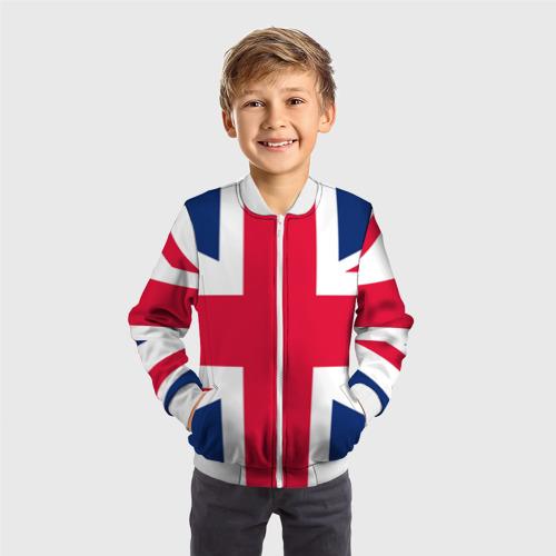 Детский бомбер 3D  Фото 05, Великобритания