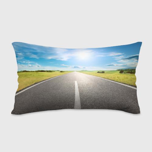 Подушка 3D антистресс  Фото 02, По дороге жизни