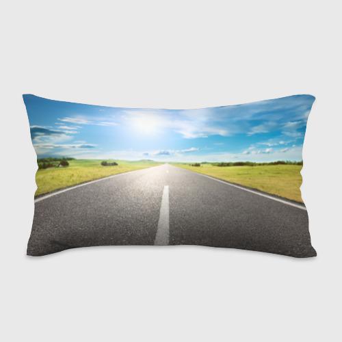 Подушка 3D антистресс  Фото 01, По дороге жизни