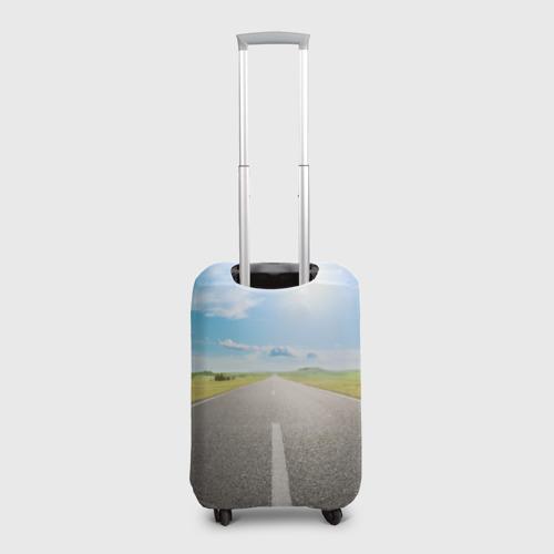 Чехол для чемодана 3D  Фото 02, По дороге жизни