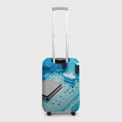 Чехол для чемодана 3D  Фото 02, Материнская плата