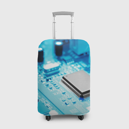 Чехол для чемодана 3D  Фото 01, Материнская плата