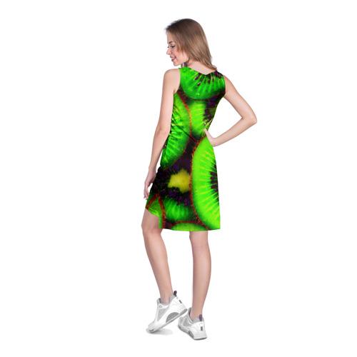 Платье-майка 3D  Фото 04, Киви