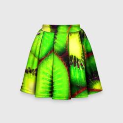 Детская юбка-солнце 3DКиви