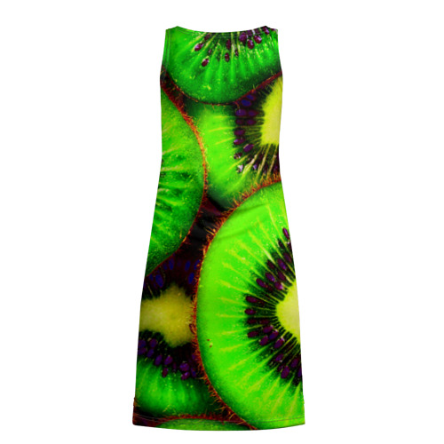 Платье-майка 3D  Фото 02, Киви