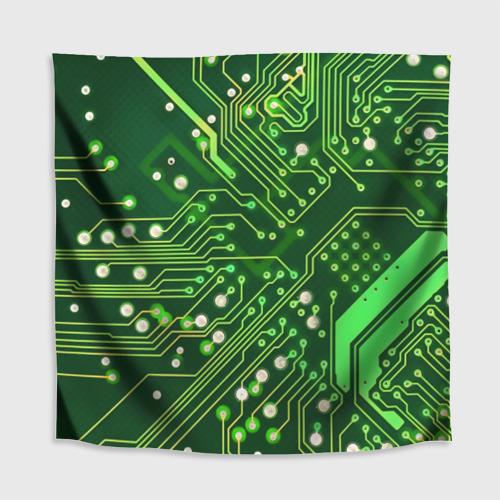 Скатерть 3D  Фото 02, Микросхема