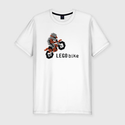 Лего мотоцикл
