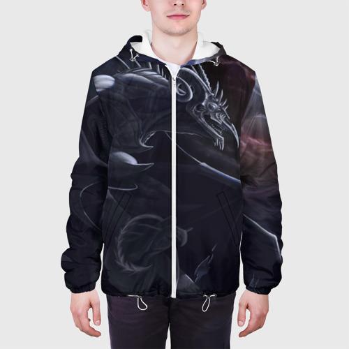 Мужская куртка 3D  Фото 04, Горгулья