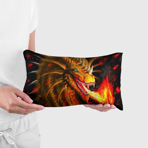 Подушка 3D антистресс Дракон Фото 01