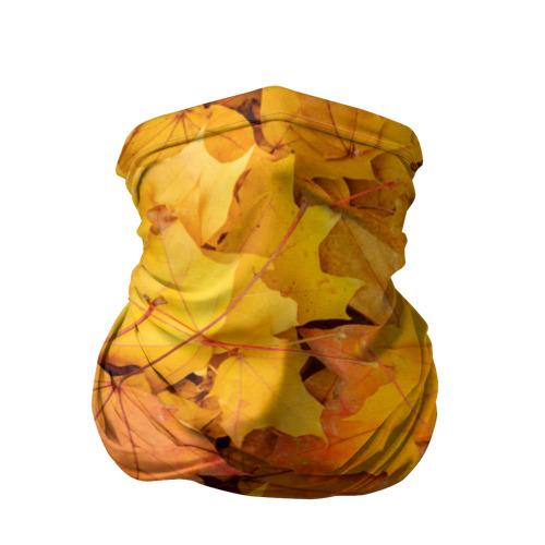 Золотая листва